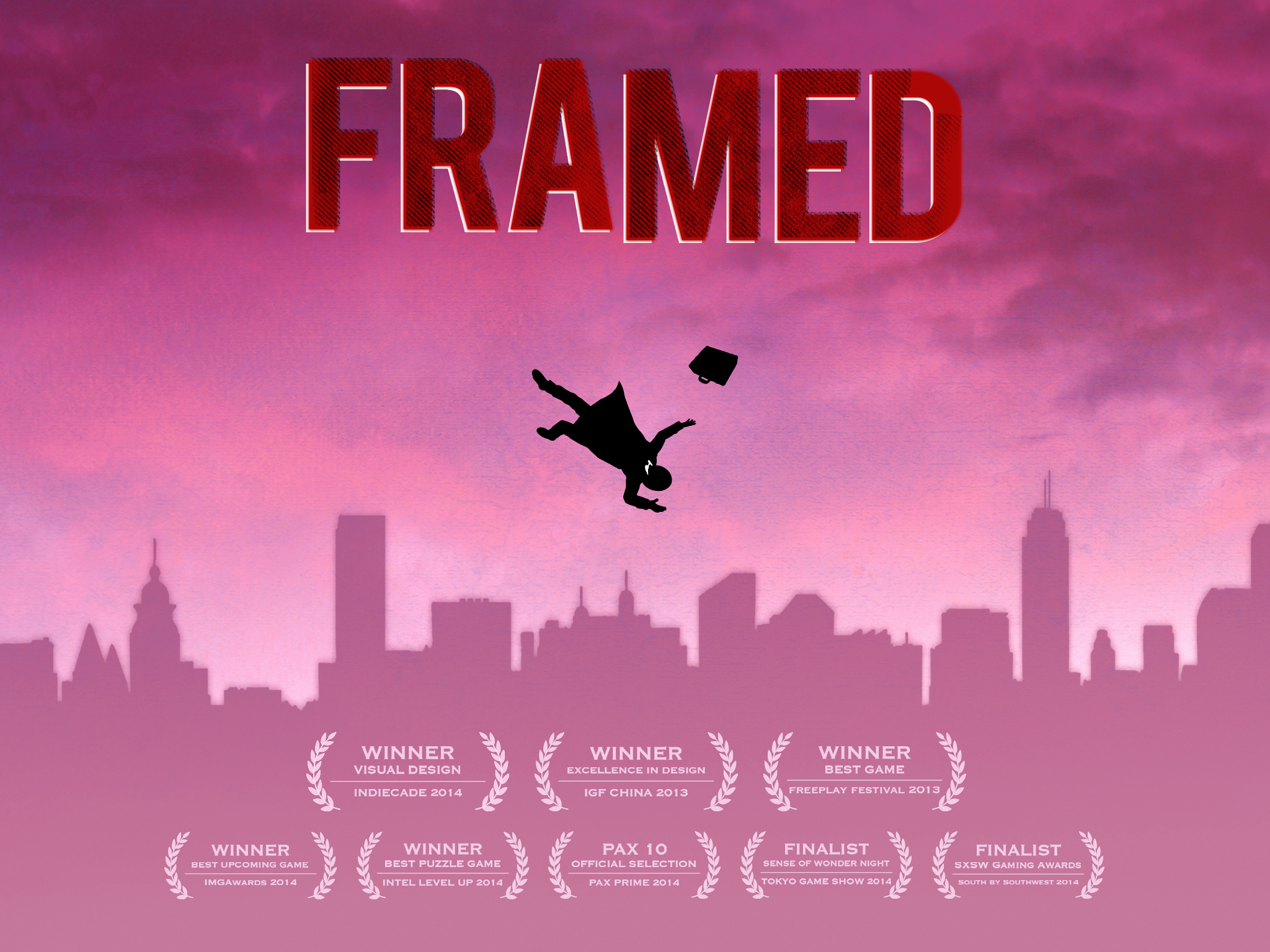 framed game